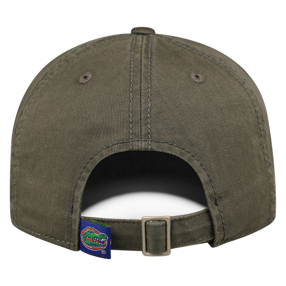 Florida Gators Hat Charcoal Image a